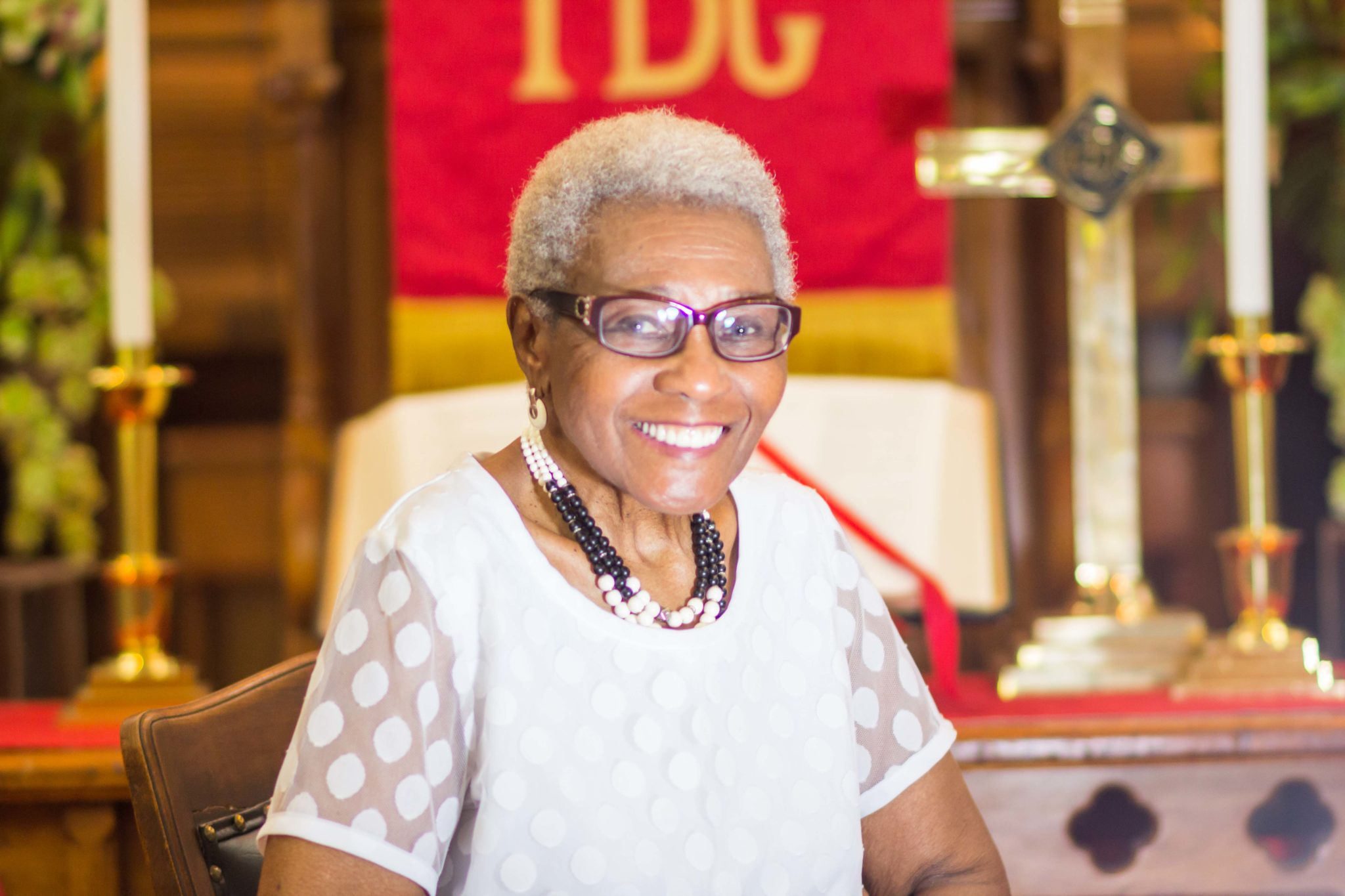 Deacon Gladys Brewton