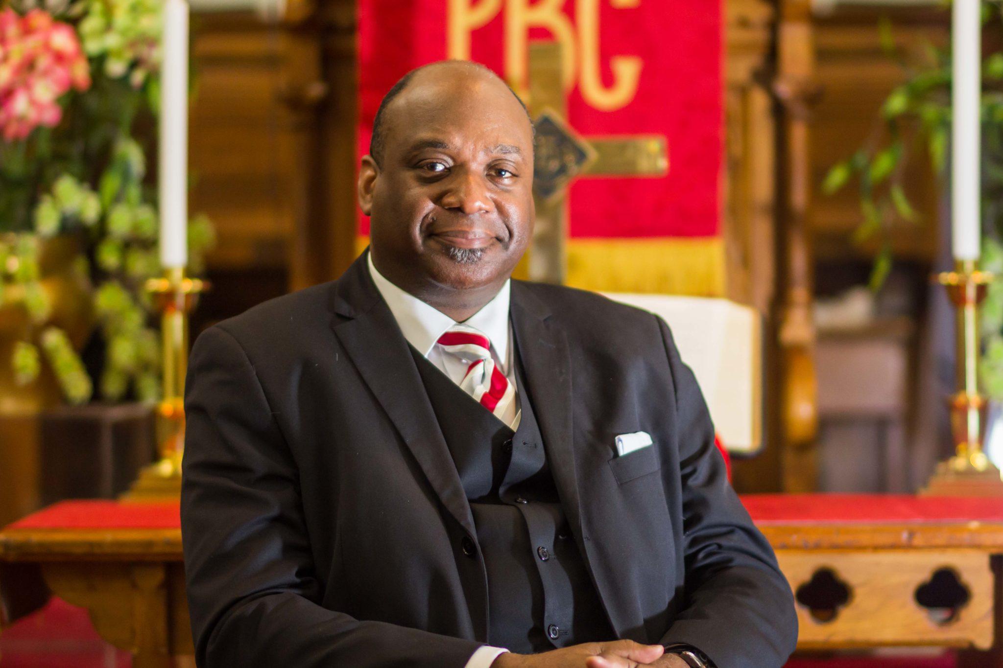 Rev. Dr. Charles Gill