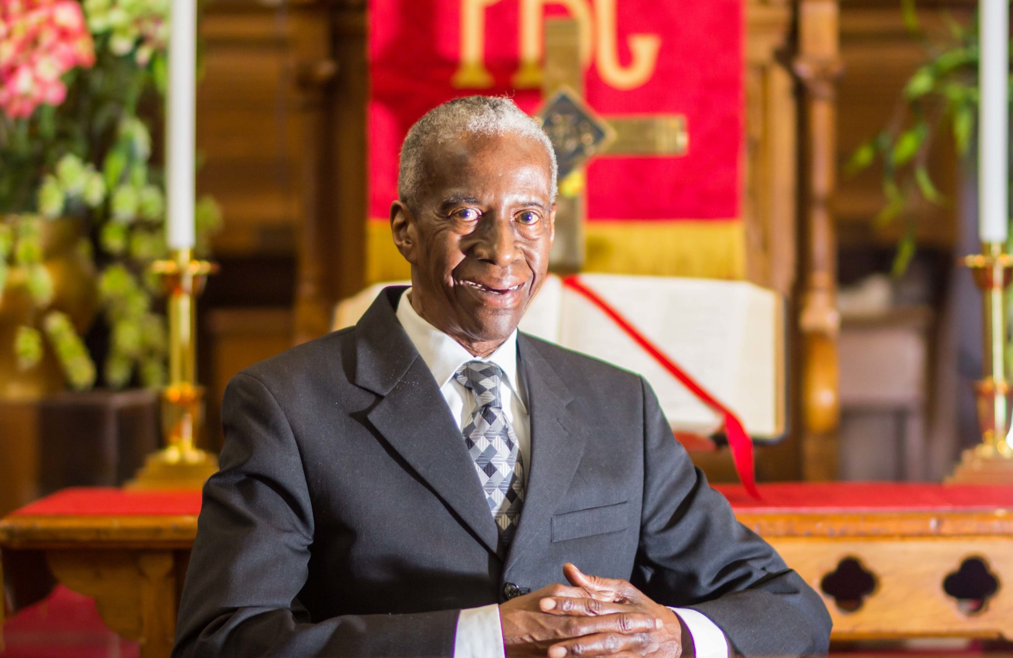 Rev. Dr. Fedrick Bacon