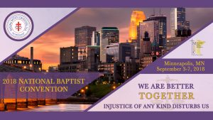 Minnesota Host to 2018 National Baptist Convention
